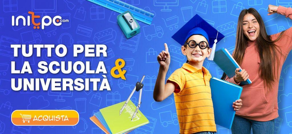 Materiale per la scuola, il disegno e la didattica - www.initpc.com