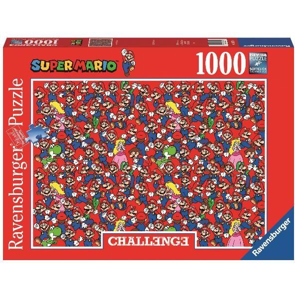 Challenge Super Mario Ravensburger