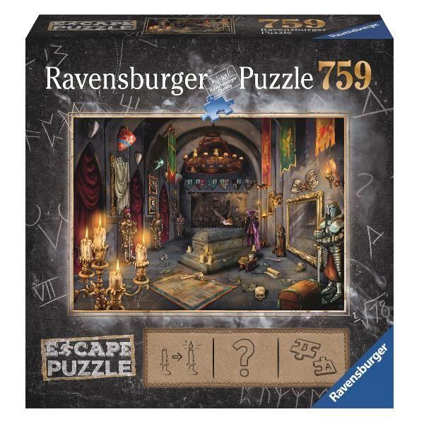 Escape Puzzle Vampiro Ravensburger