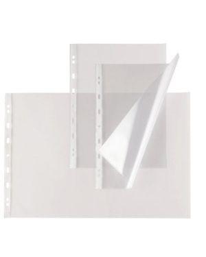 10 buste forate atla t 150 42x30cm liscio a3 album sei rota 664215 8004972012810 664215_26045 by Esselte