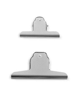 Molla acciaio cromato 100mm art.800 800-B 26085 A 800-B_26085 by Esselte