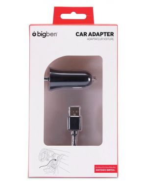 Swc car adapter v2 BigBen Interactive SWITCHCARLIGHT2 3499550357172 SWITCHCARLIGHT2 by No