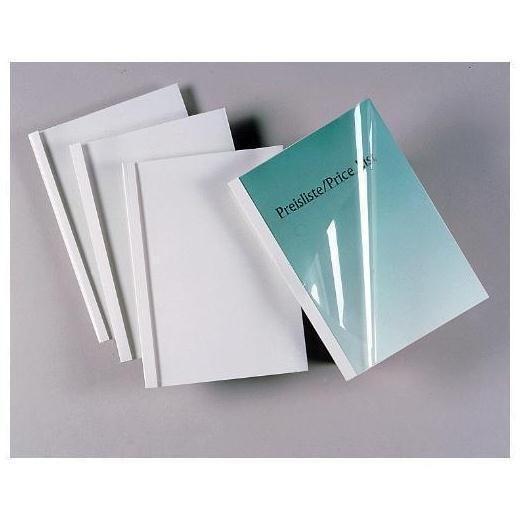 100 cartelline termiche 1,5mm bianco optimal TC080070 5019577194918 TC080070_27069 by Gbc