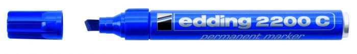 Marcatore edding 2200c blu p.scalpello E-2200C 003 4004764878550 E-2200C 003_27471 by Edding