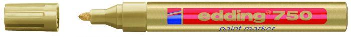 Marcatore edding 750 punta media vernice oro E-750 053 4004764498215 E-750 053_27561 by Edding