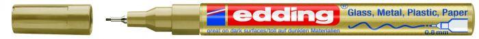 Marcatore edding 780 punta extra fine vernice oro E-780 053 4004764498338 E-780 053_27579 by Edding