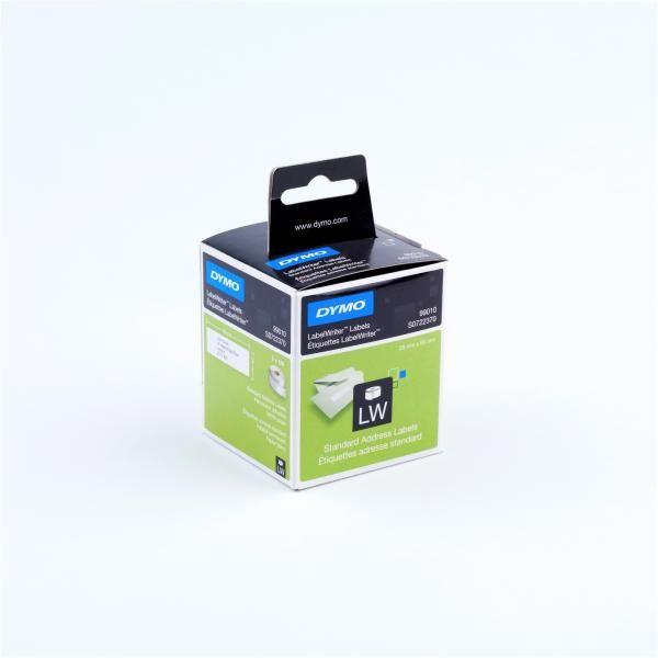 Etichette dim.28x89mm 130x2 rt indirizzi standard 990100 S0722370 5411313990103 S0722370_27794 by Dymo