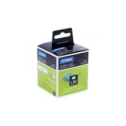 Rotolo 220 etichette cartelle sospese 50x12mm x lw 990170 S0722460 5411313990172 S0722460_27803 by Dymo