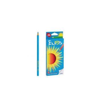 Astuccio 24 pastelli fila elios 273600_28100 by Fila Spa