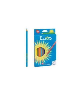Astuccio 36 pastelli fila elios 273900_28101 by Esselte