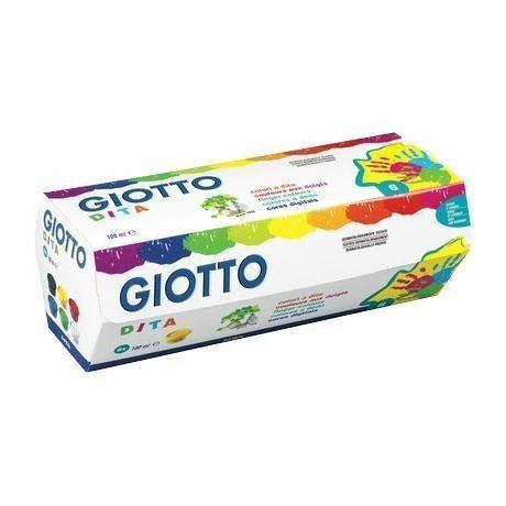 Tempera Giotto Dita GIOTTO Cod. 534100 8000825531606 534100_28153 by Giotto