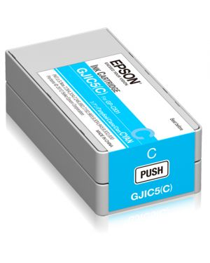 Gjic5(c): ink cartridge EPSON - BS LABEL CONSUMABLES U4 C13S020564 4988617149700 C13S020564