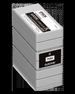 Gjic5(k): ink cartridge EPSON - BS LABEL CONSUMABLES U4 C13S020563 4988617149694 C13S020563