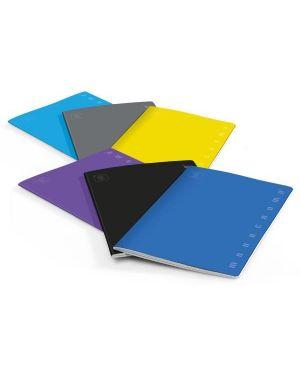 Quaderno a5 5mm c/margine 42fg 80gr monocromo pigna Confezione da 10 pezzi 02217780Q_28909 by Esselte