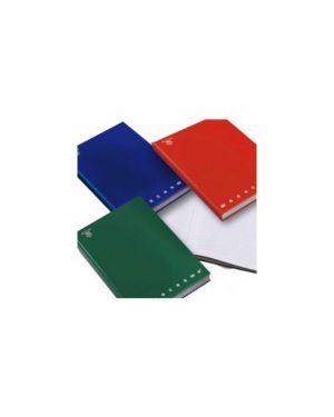 Quaderno a5 cartonato 60fg+2 80gr 5mm monocromo pigna Confezione da 5 pezzi 00716735M_28913 by Pigna