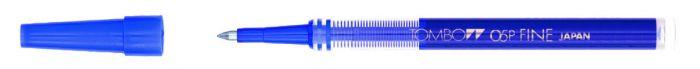Refill pbk-lp05 tombow per roller 0.5mm blu PBKLP052 12 PBKLP052_29088 by Tombow