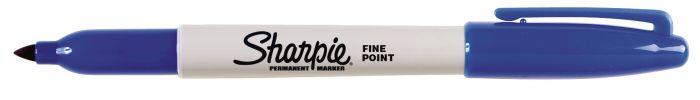 Marcatore sharpie blu permanente p.fine S0810950 3501170818329 S0810950_29106 by Sharpie