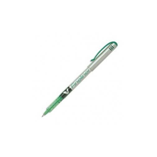 Sopennarello v fineliner fine verde pilot Confezione da 12 pezzi 000453_29277 by Pilot