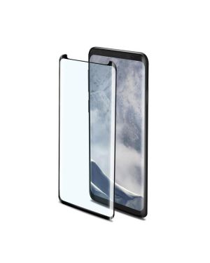 3d glass galaxy s9+ black Celly 3DGLASS791BK 8021735739807 3DGLASS791BK by No