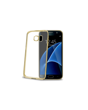 Laser cover galaxy s7 gold Celly BCLGS7GD 8021735717126 BCLGS7GD by No