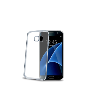 Laser cover galaxy s7 silver Celly BCLGS7SV 8021735717119 BCLGS7SV by No