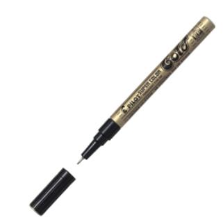 Marcatore Super Color Gold extra fine a vernice Pilot 002452_29466 by Pilot