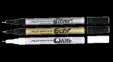 Marcatore super color gold fine a vernice pilot 002437_29467 by Pilot
