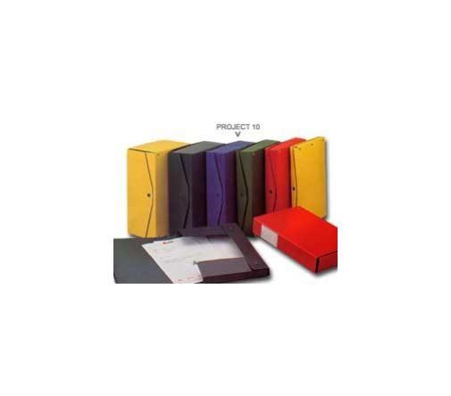 Scatola project 10 giallo 25x35cm, dorso 10cm Confezione da 5 pezzi 00023906_29549 by King Mec