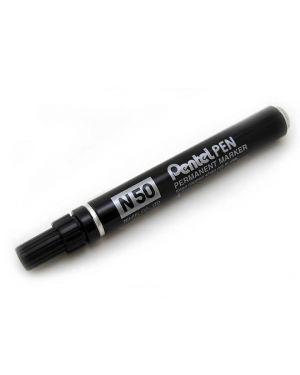 Marcatore pentel pen n50 nero p.Tonda N50-A_29882 by Esselte