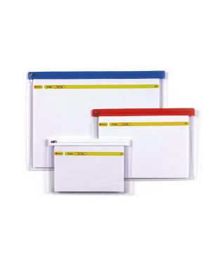 Busta a zip zip bag a5 colorata 18x26.8cm 16120AS 5028252029506 16120AS_30099