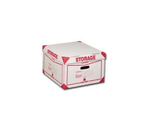 Contenitore storage (1603) con coperchio 38.5x26.4x39.7cm Confezione da 12 pezzi 00160300_30345 by King Mec