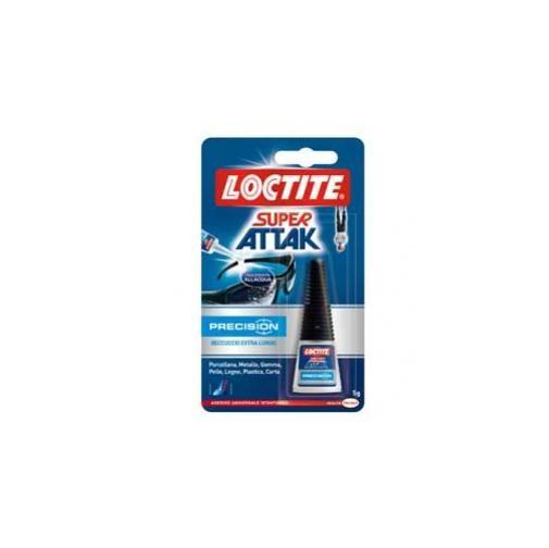Colla super attak 5gr precision 1604932_30428 by Loctite