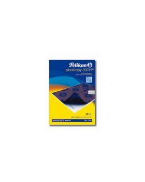 Carta ricalco blu plentycopy200 10fg 21x29,7cm pelikan OC31GA_30476