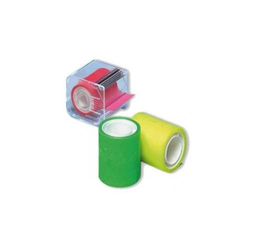 Nastro adesivo memograph ricarica 50mmx10mt verde Confezione da 12 pezzi 021300652_30864 by Eurocel
