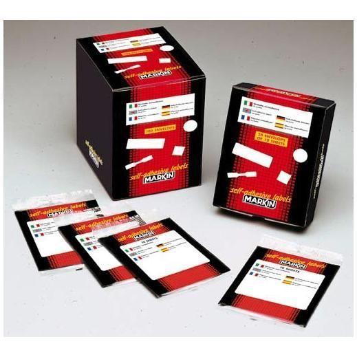 X10etichette 51 100x46mm Markin 10051 8007047938008 10051_31118 by Markin