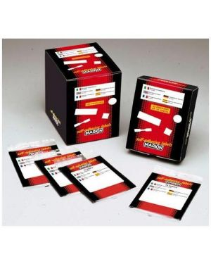 X10etichette 51 100x46mm Markin 10051 8007047938008 10051_31118 by Esselte
