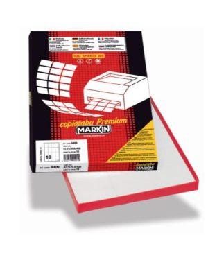 etichette 5 fgx100 -40x297mm Markin 210C516 8007047022851 210C516_31145 by Markin