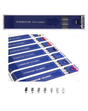 Astuccio 12 mine 2mm mars®carbon 200-2b staedtler 2002B 4007817211854 2002B_31757