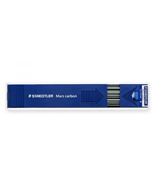 Stuccio 12 mine 2mm 200 b mars lumograph staedtler 200B_31759