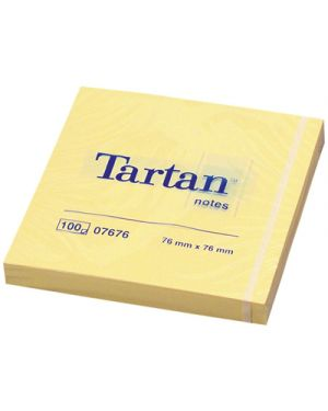 Memo tartan 76x76 TARTAN 68015 3134375060080 68015_32041 by Esselte