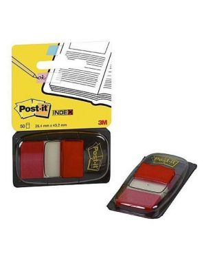 Post-it segnapagina 680 mm.25 rosso POST-IT 7370 0021200706882 7370_32043 by Post-it