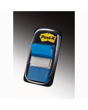 Segnapagina post it 680 2 blu 25.4x43.6mm 50fg index 7356_32044 by Esselte