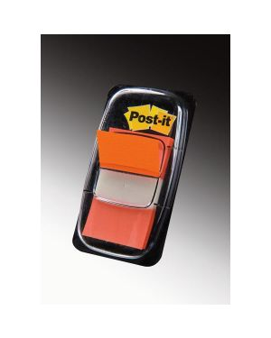 Segnapagina post it 680 4 arancio 25.4x43.6mm 50fg index 4650._32046