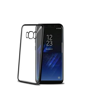 Laser cover galaxy s8+ black Celly LASER691BK 8021735727569 LASER691BK by No