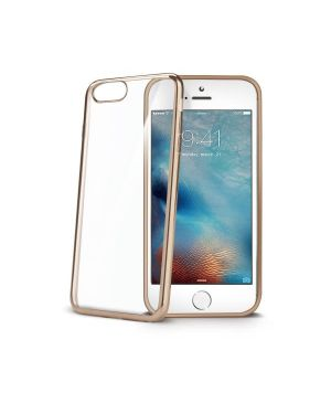 Laser cover iphone 7 - 8 plus gold Celly LASER801GD 8021735722007 LASER801GD by No