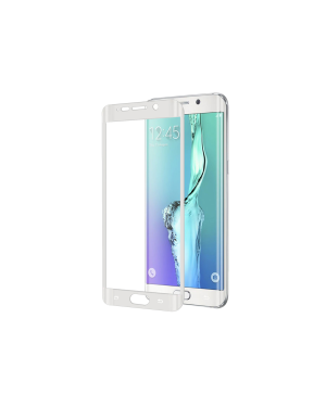 Full glass s6 edge plus white Celly GLASS515WH 8021735715382 GLASS515WH by No