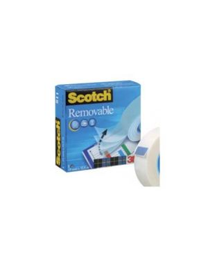 Nastro adesivo scotch magic 811-1933 invisibile rimovibile 19mmx33mt 82251_32113 by Esselte