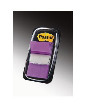 Segnapagina post-it® 680-8 porpora 25.4x43.6mm 50foglietti 11165 21200707575 11165_32211 by Post-it