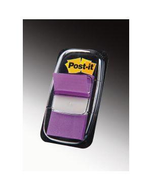 Segnapagina post-it 680-8 porpora 25.4x43.6mm 50foglietti 11165 21200707575 11165_32211