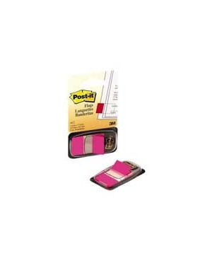 Segnapagina post-it® 680-21 rosa vivace 25.4x43.6mm 50foglietti 4653 21200707582 4653_32212 by Post-it